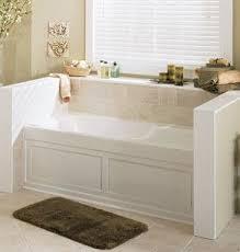 Alcove Bathtub Jacuzzi Whirlpool Cet6032alr2xx Cetra Pure Air Alcove Tub Oyster