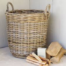 woven willow laundry basket u2014 sierra laundry delightful ways to