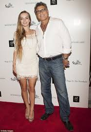 Seeking Fuse Imdb Scarface Actor Steven Bauer 57 Is Dating 18 Year Lyda