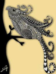 doodle drawings for sale 194 best zentangle birds images on mandalas drawing