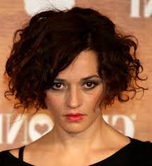 curly hair cuts styles short hairstyles for curly hair women over