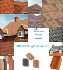 Tile Roofing Supplies M M Roofing Supplies Can Offer Imerys 20x30 Clay Plain Tile