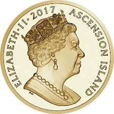Diana Princess Of Wales Rose by Ascension Island Gold And Silver Coins Pay Tribute To Diana