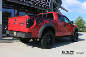 Ford Raptor Dually - ford raptor with 20in fuel octane wheels exclusively from butler