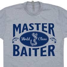 master baiter shirt master baiter t shirt fishing shirt