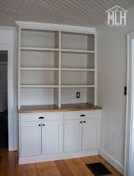 how to turn a base cabinet into a kitchen island how to turn stock cabinets into diy built in s more like home