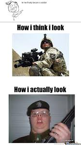 Soldier Meme - soldier by pall0552 meme center