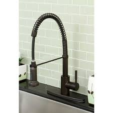 Industrial Kitchen Sink Faucet Kitchen Beautiful Color To Install Your Kitchen Sink With Bronze