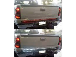 Truck Bed Light Bar Recon White Lightning Led Tailgate Light Bar Shop Realtruck