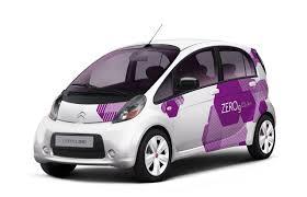 mitsubishi electric car electric vehicle news april 2010