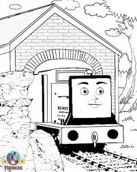 thomas the tank engine coloring pages october 2010 train thomas the tank engine friends free online