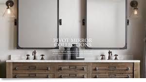 pivot mirrors for bathroom the perfect new master bathroom