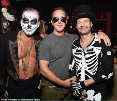 Dapper Halloween Costumes Cindy Crawford Family Dress Punk Rock Stars