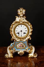 Mantle Piece Clock Antique Ceramic Clocks The Uk U0027s Premier Antiques Portal Online