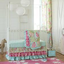 kumari garden crib bedding nursery bedding carousel designs