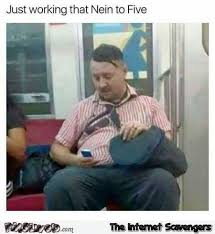 Subway Memes - hitler in the subway funny meme pmslweb
