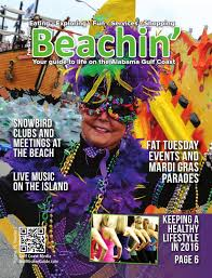 beachin u0027 february 2016 by gulf coast media issuu