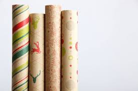 recyclable wrapping paper green gift giving eco friendly 100 recycled wrapping paper eco