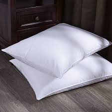 bed pillow reviews best feather pillows amazon com
