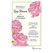 bridal luncheon invitations bridal luncheon invitations inviting company