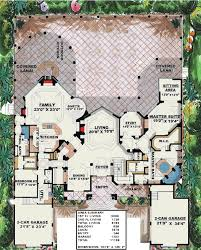 Luxury Homes Floor Plan Stunning Two Story Luxury Home Plan 66070we Architectural