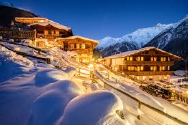 holiday house grünwald resort sölden chalets in sölden austria