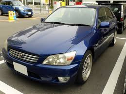 lexus altezza modified file toyota altezza rs200 sxe10 front jpg wikimedia commons