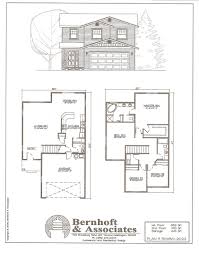 duplex floor plans with garage elegant cottage house plans