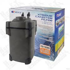 Uv L Aquarium Xtreme Ef 1600u 4 Layer Canister Filter With Uv 1600 L H