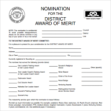 sample merit certificate template 10 free documents in pdf