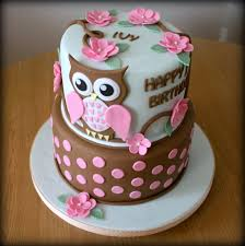 owl birthday cake 2 tier owl birthday cake 10 sweet nothings
