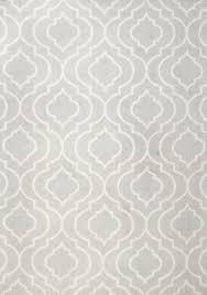 bridget trellis rug in light grey design by nuloom u2013 burke decor