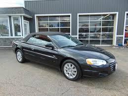 2004 Chrysler Sebring Convertible Interior 2004 Chrysler Sebring Lxi 2dr Convertible In Akron Oh Akron Auto