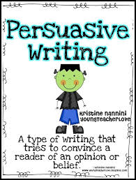 persuasive writing prompts for high school