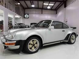 Porsche Carrera 1976 Classic Porsche 930 Turbo For Sale On Classiccars Com 25 Available