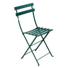 Folding Bistro Chairs Fermob Folding Metal Bistro Chair 28 Vibrant Colours Free Shipping