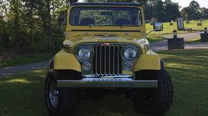 vintage jeep scrambler 1985 jeep scrambler cj 8 f158 louisville 2017