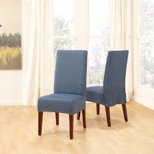 slip covered dining chairs pottery barn dining chair loosefit
