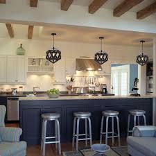 Industrial Kitchen Lighting Light Dark Bronze Geometric Pendant Bar Decor Kitching