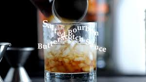 white russian cocktail the salted bourbon butterscotch white russian cocktail youtube