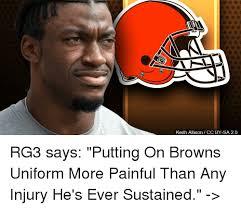 Rg3 Meme - keith allison cc by sa 20 rg3 says putting on browns uniform more