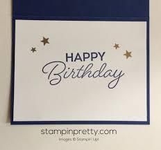 a sneak peek of birthday blast stamp set card ideas birthdays