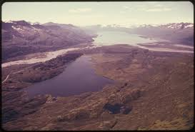 of media that will be file view west to port valdez the glacial fiord that will be the