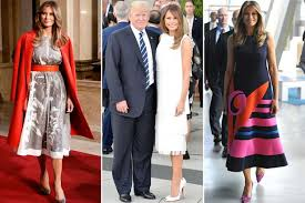 second designer hamburg all melania s amazing designer dresses from the g20 summit