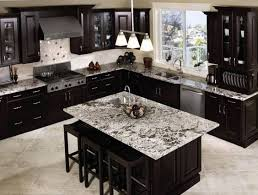 kitchen islands with granite countertops aspen white granite for a timeless kitchen design
