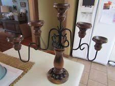 home interiors candle home interiors candle candelabras ebay