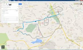 Map My Route Google by How Nairobi Got Its Ad Hoc Bus System On Google Maps Wired