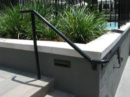 handrails systems u0026 stair railing los angeles ca outdoor stair