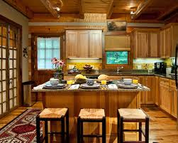 Log Cabin Kitchen Ideas Log Cabin Kitchen Ideas Modern Home Design