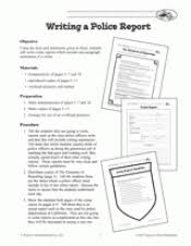 science report template ks2 writing a report teachervision